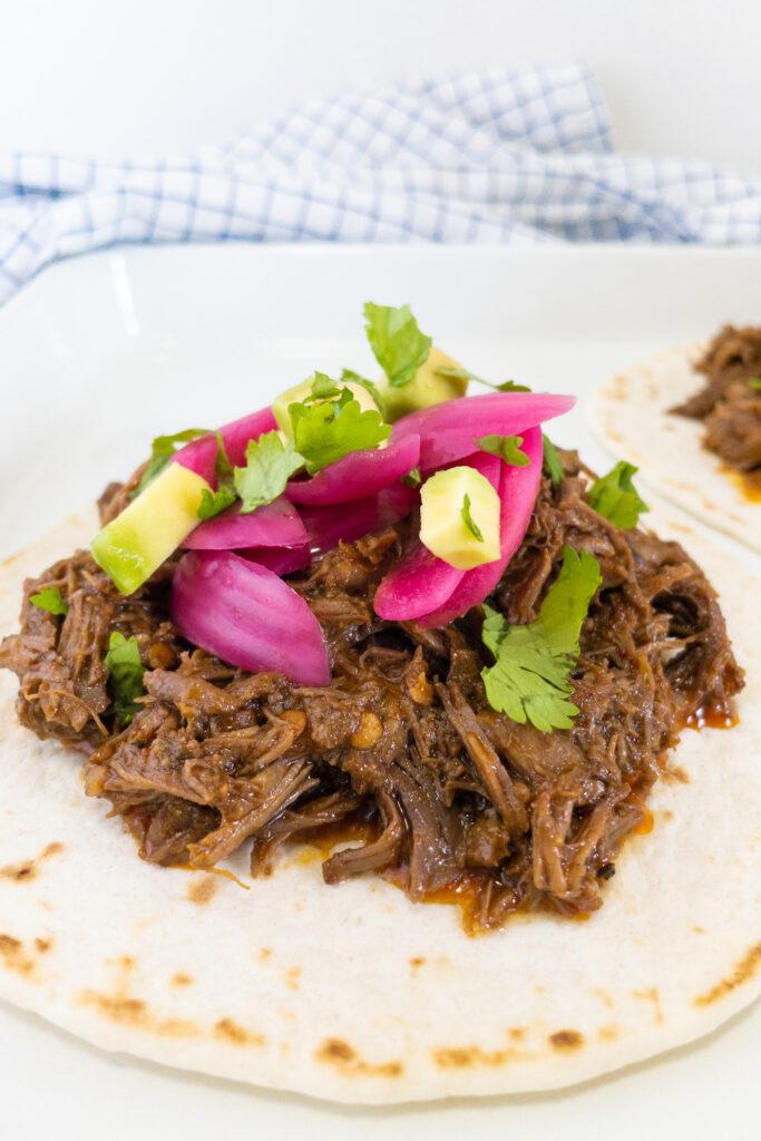 Taco's Barbacoa