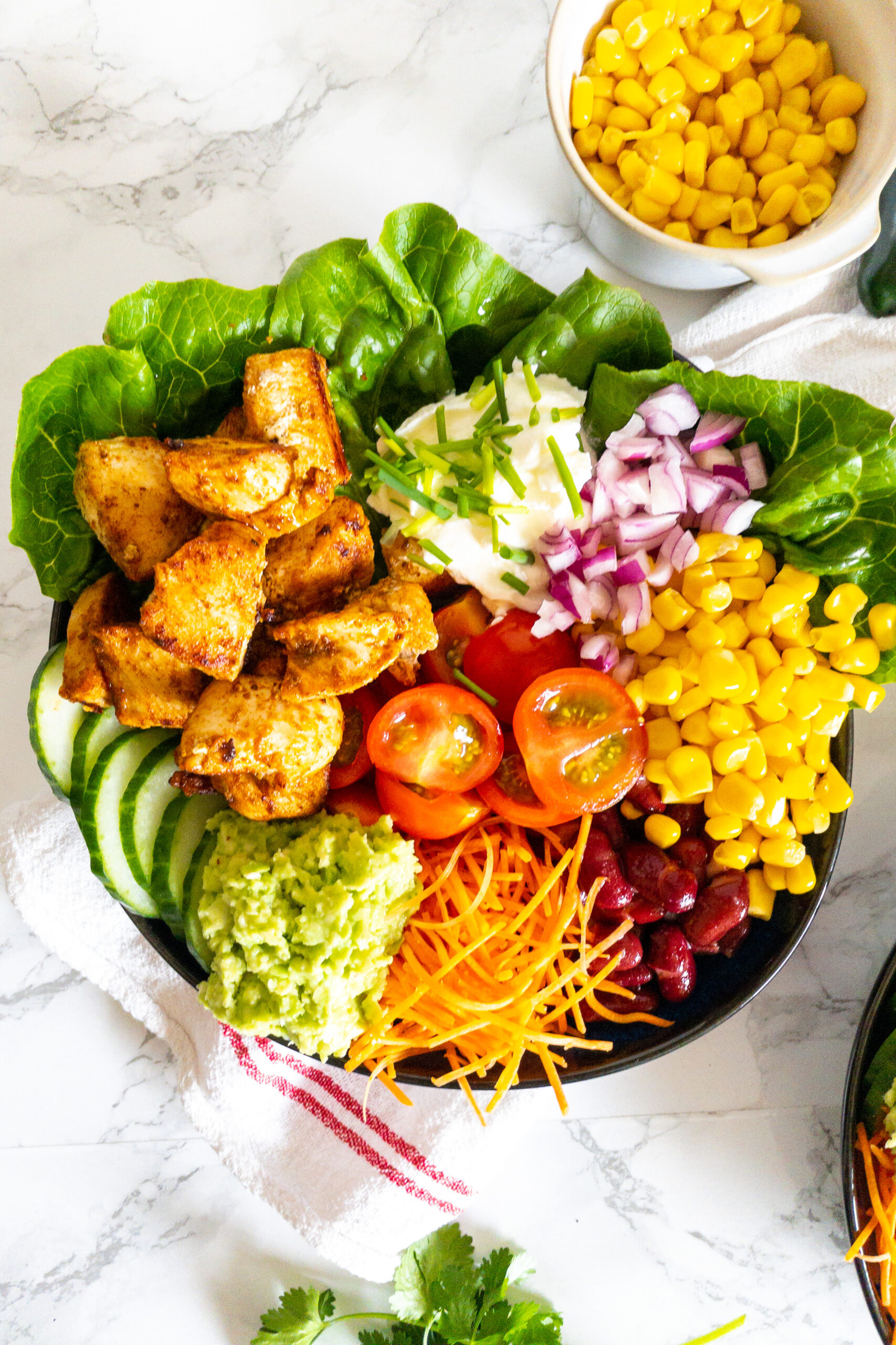 Lunch bowl kip