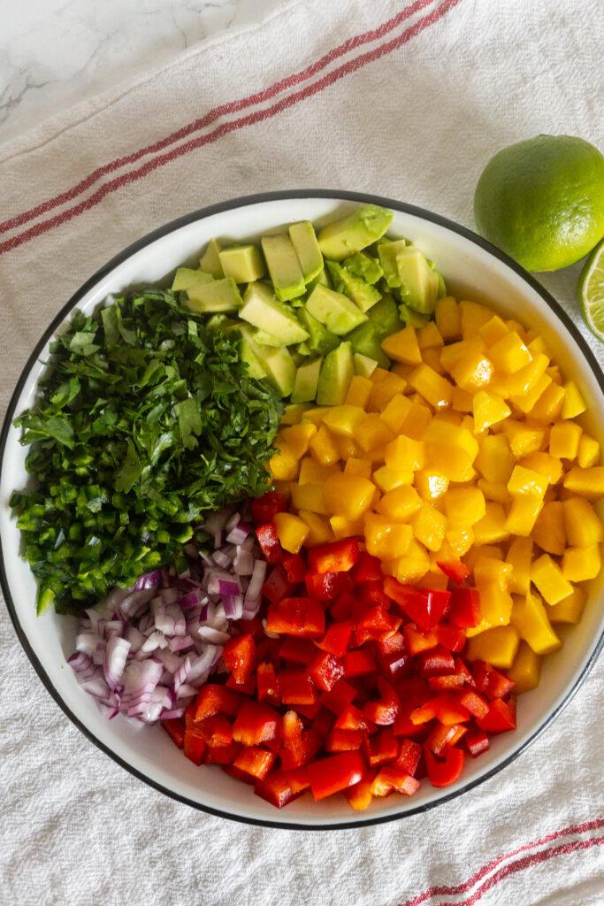 Frisse Mango Salsa